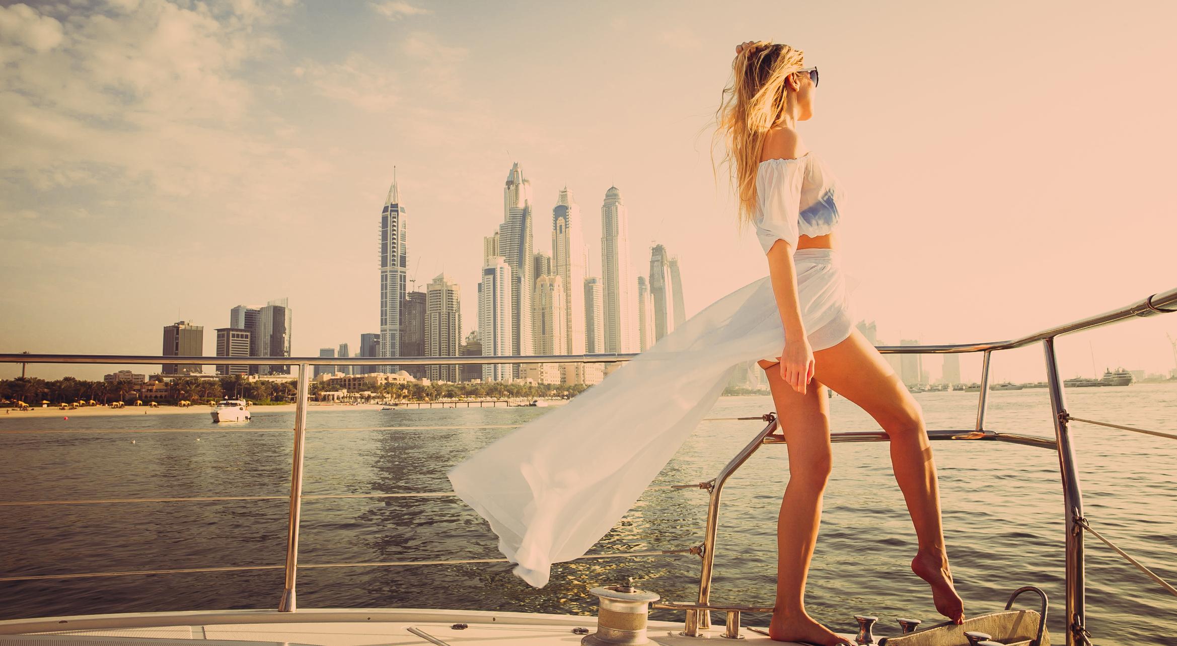 Dubaistakin asti vaikutteita elämäään